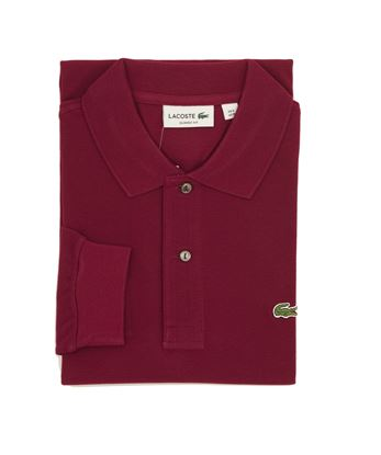 Picture of Long sleeves polo