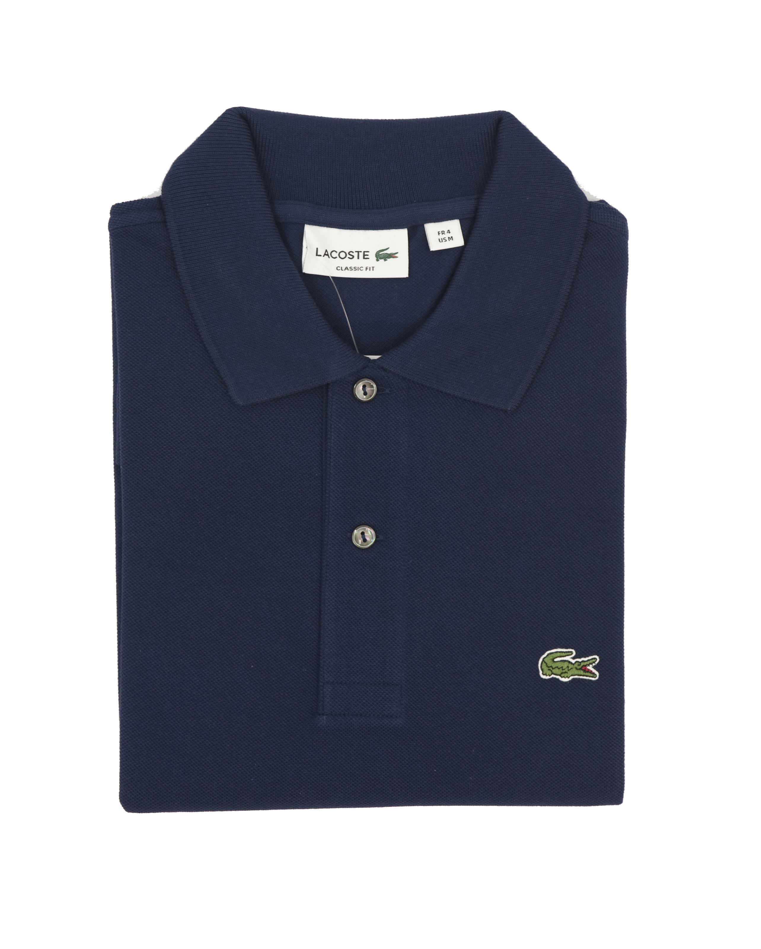 82863c118f7 Lacoste polo ph4012 marine Slim fit - Floccari Store