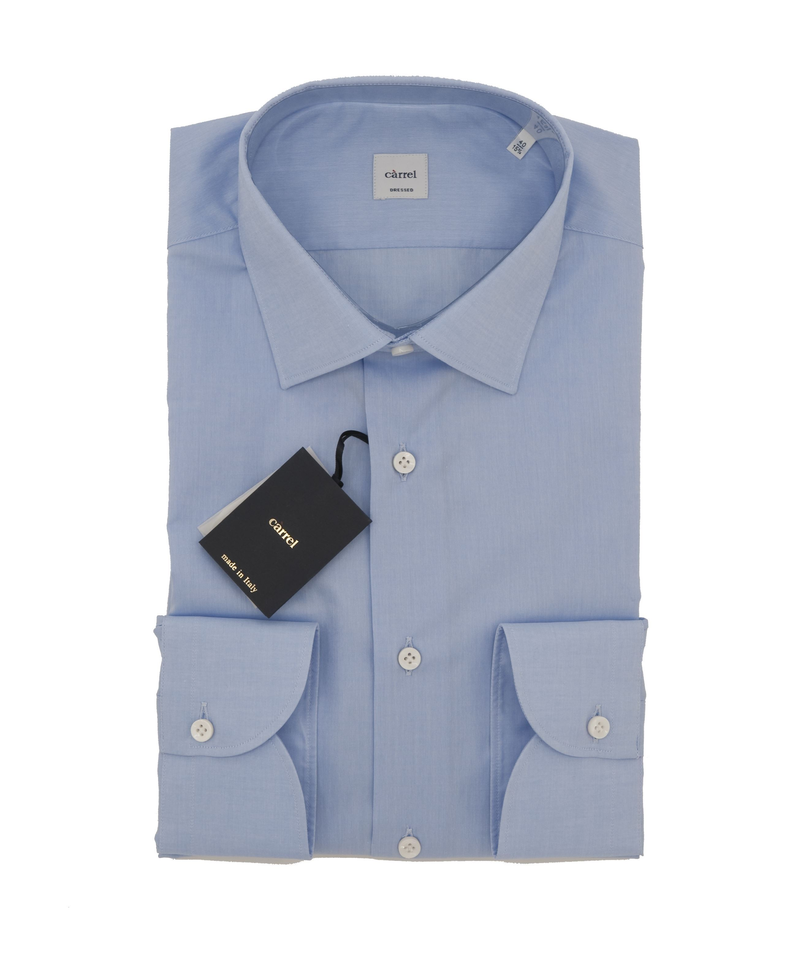 Picture of LONG SLEEVE COTTON ZEPHIR SHIRT