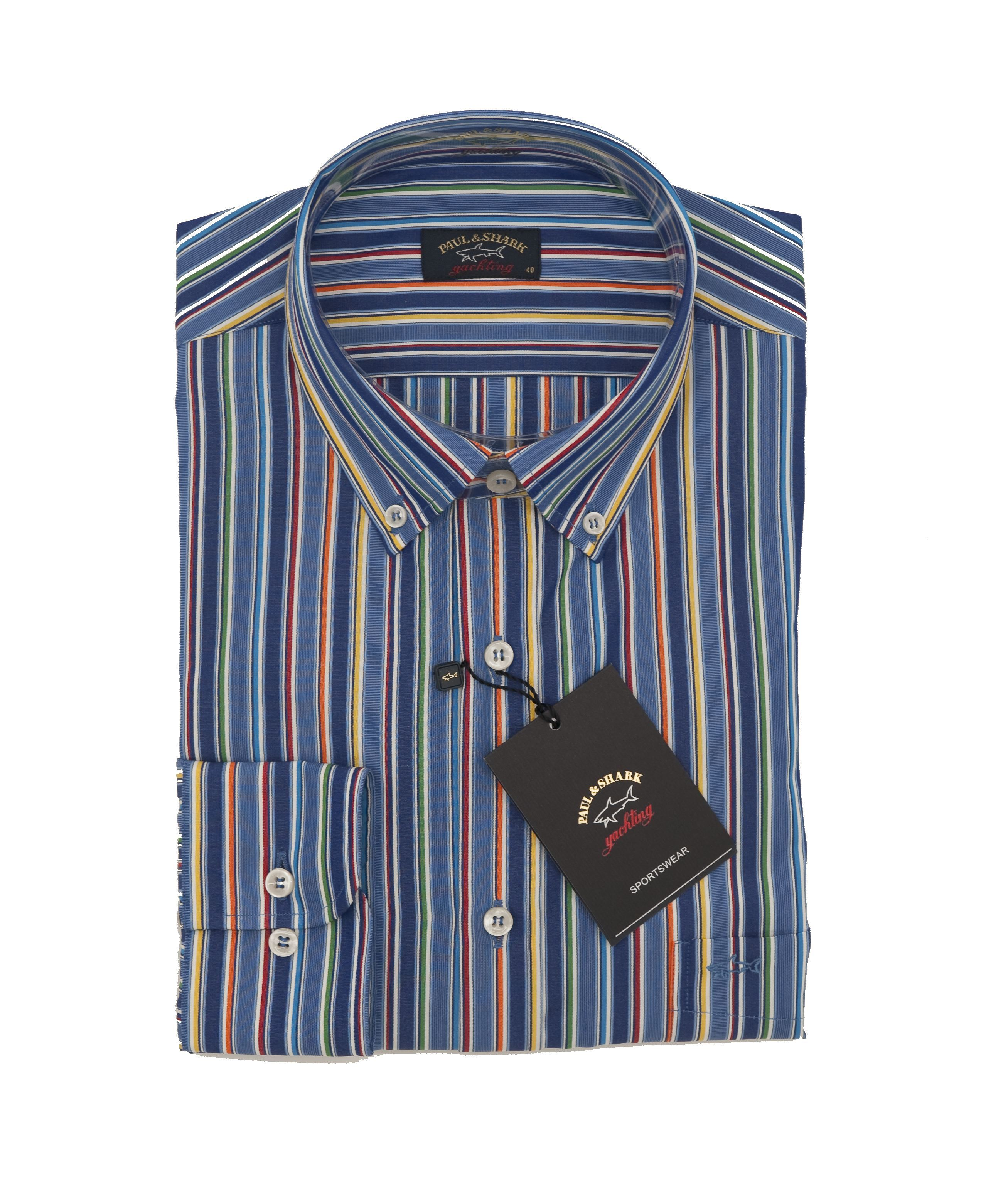 Picture of LONG SLEEVE COTTON SHIRT