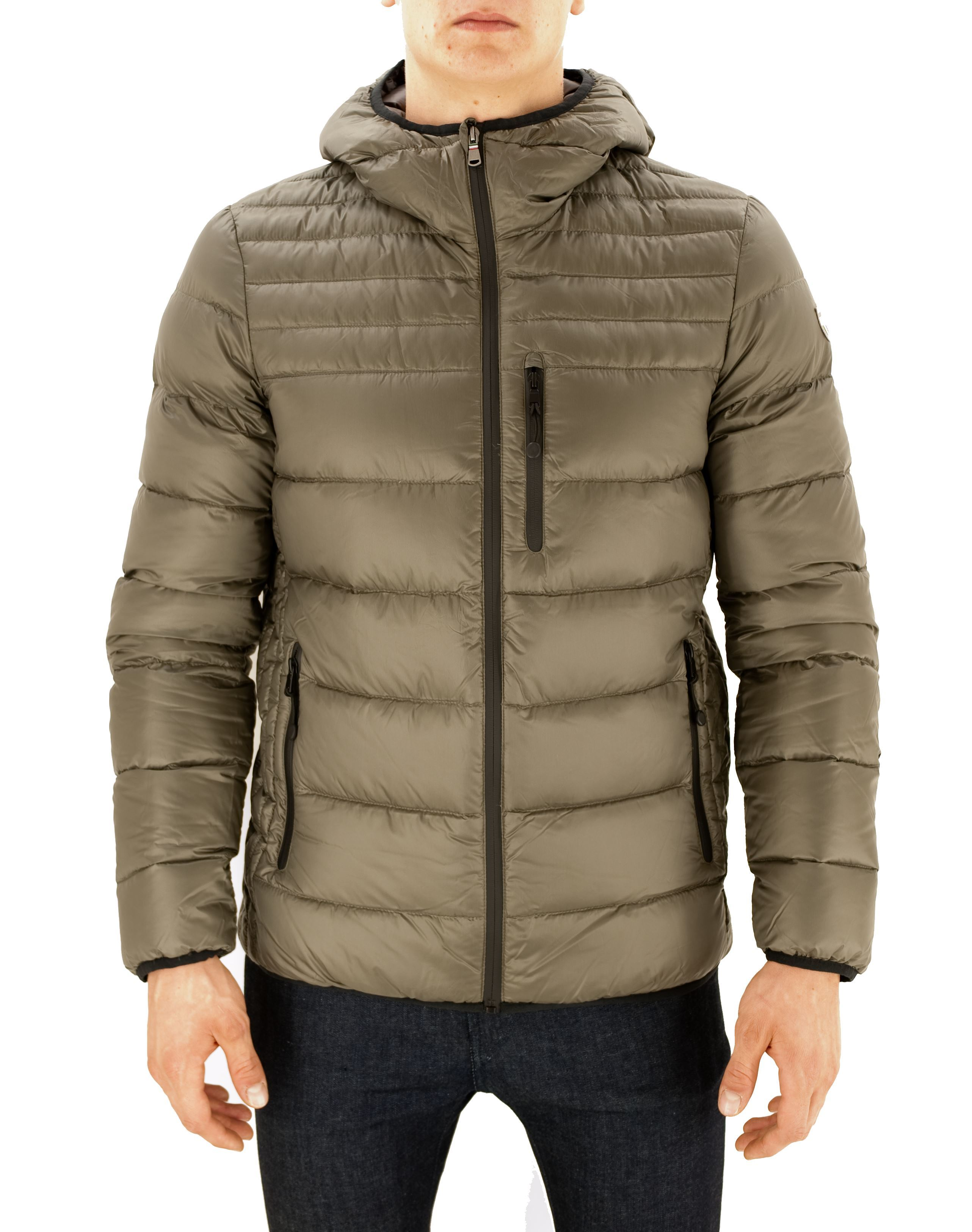 Dolomite laurel green down jacket Regular fit - Floccari Store f62743586dcd