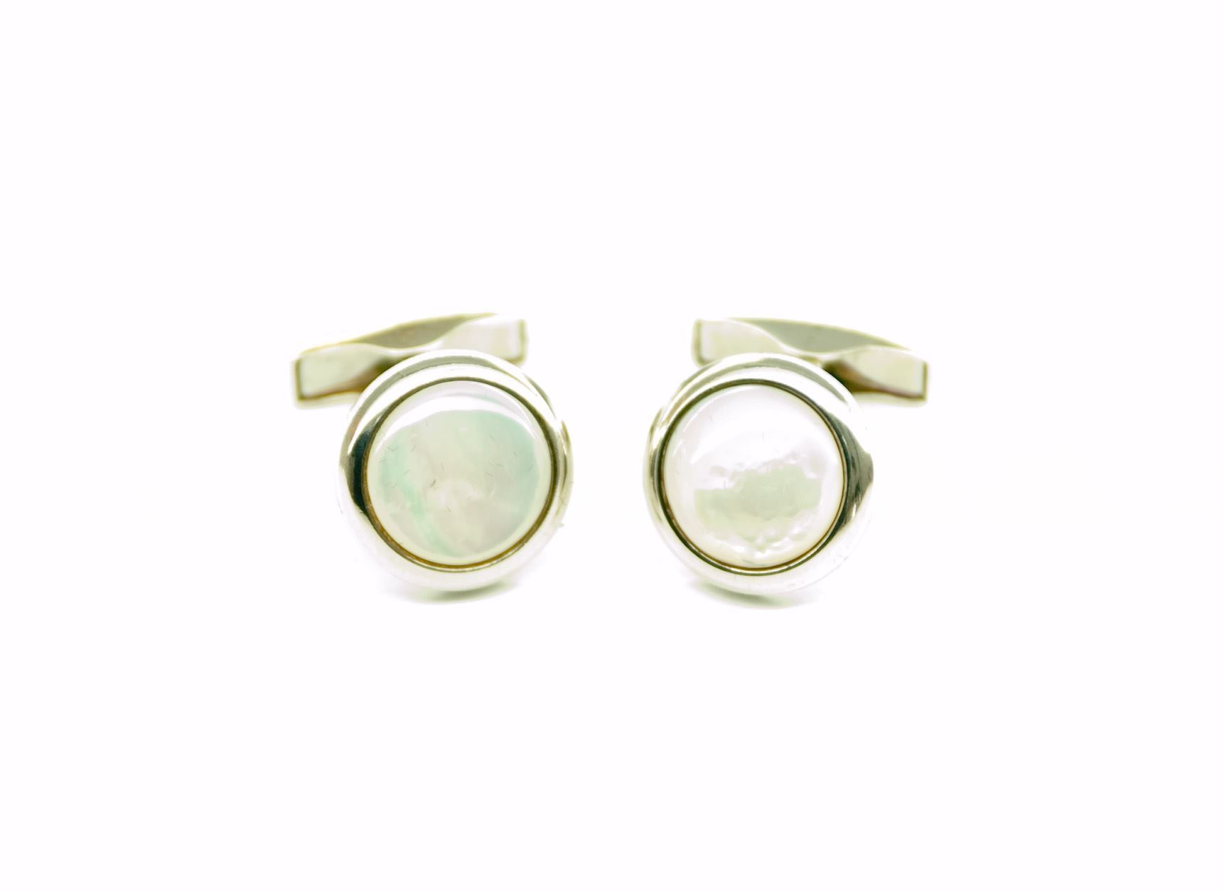 Picture of NACRE CUFFLINKS
