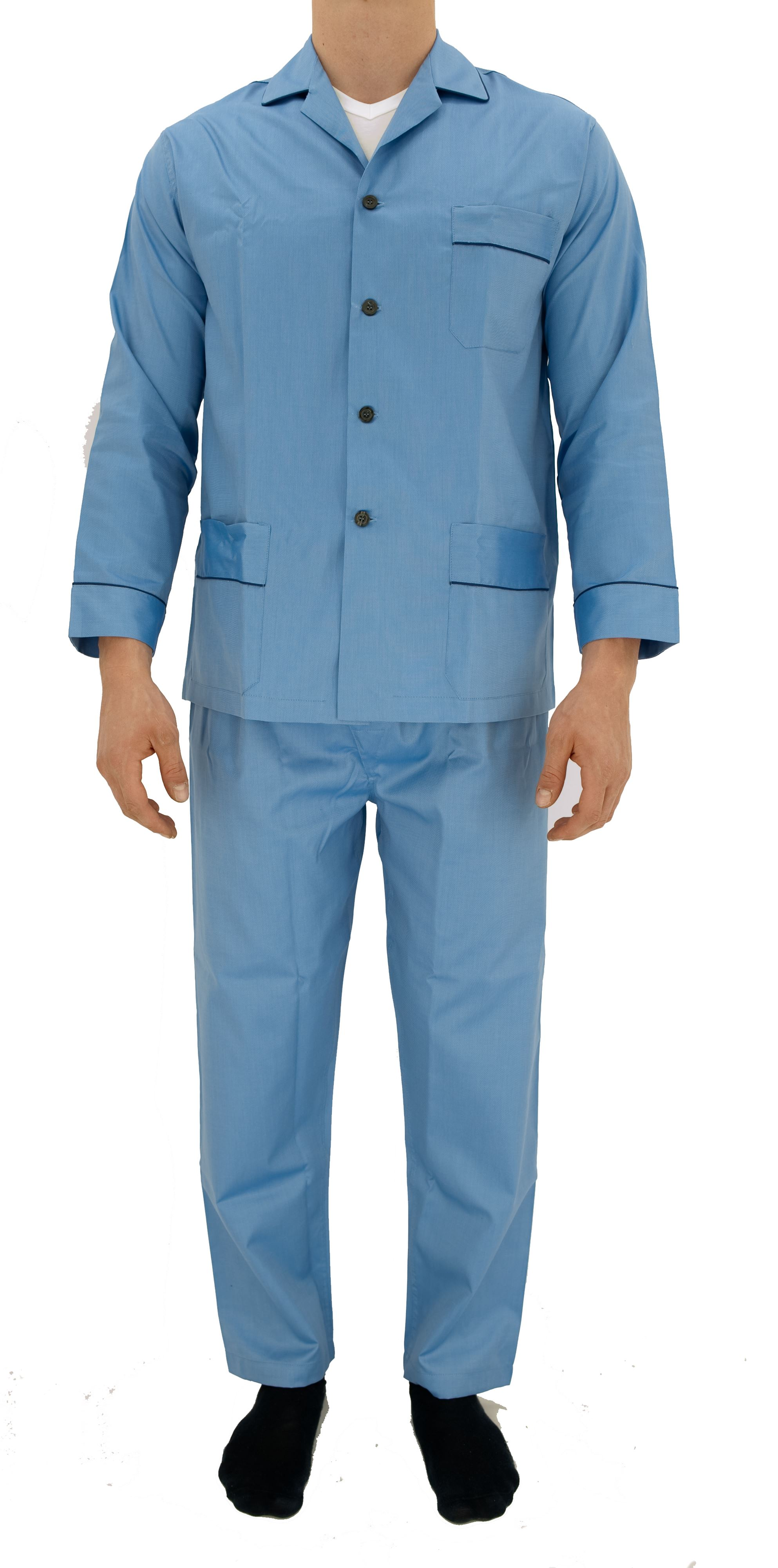 Picture of Men's Pajamas with buttons