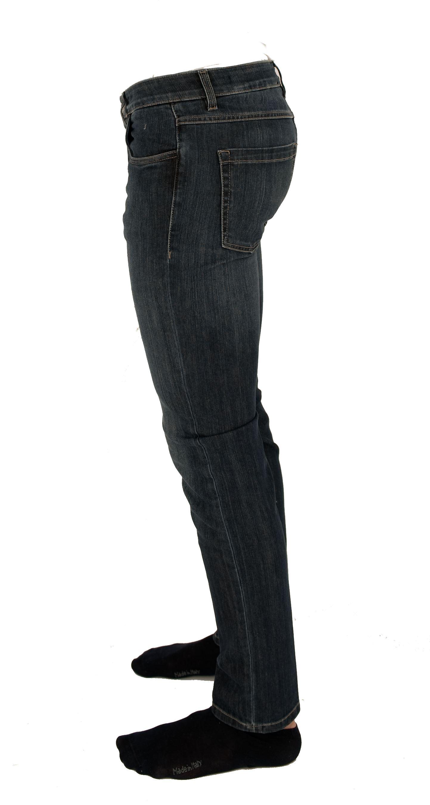 0912ca03466d CAMOUFLAGE 5 pocket jeans bs better 18 blue Regular updated fit ...