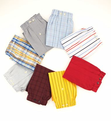 Picture of 6 COTTON POPLIN BOXERS