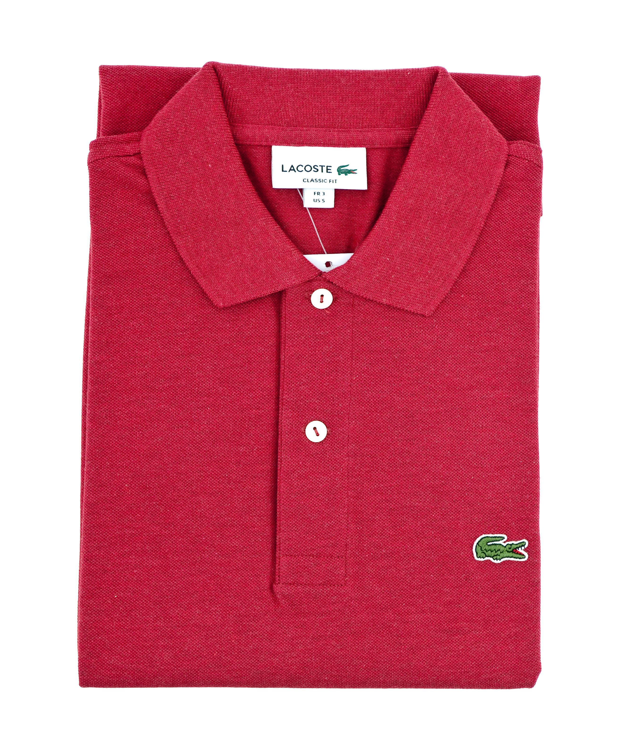 cde8754342 SHORT SLEEVES POLO REVOLUTION CHINE