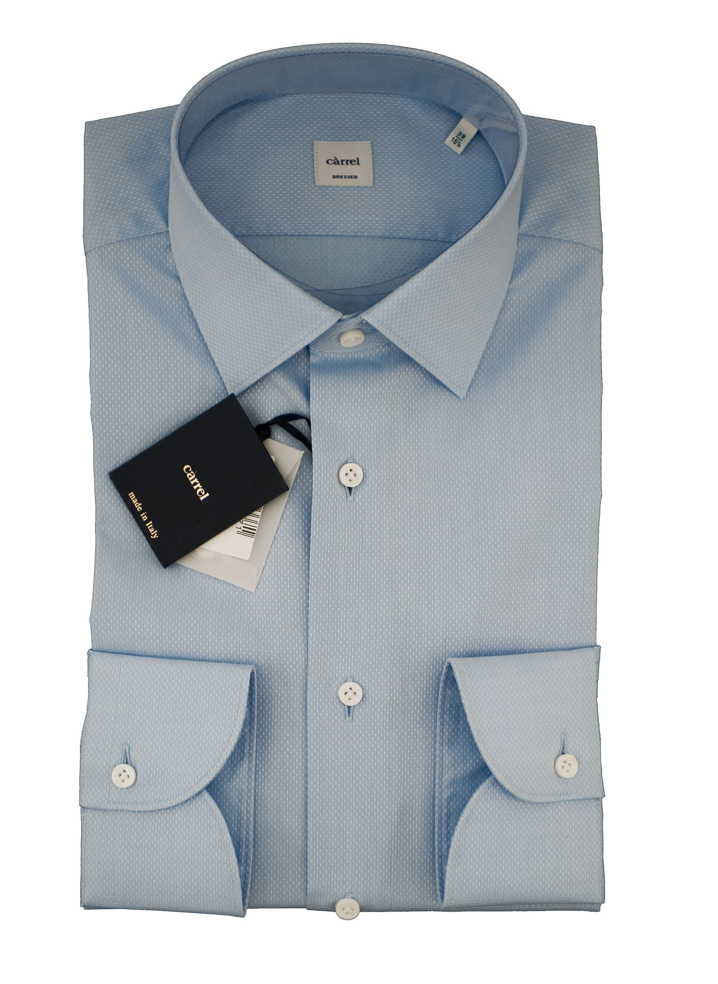 Picture of MICRO-PATTERN LONG SLEEVE SHIRT