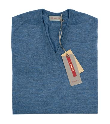 Picture of V-NECK MERINO SWEATER