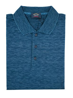 Picture of Short sleeve Scottish thread polo