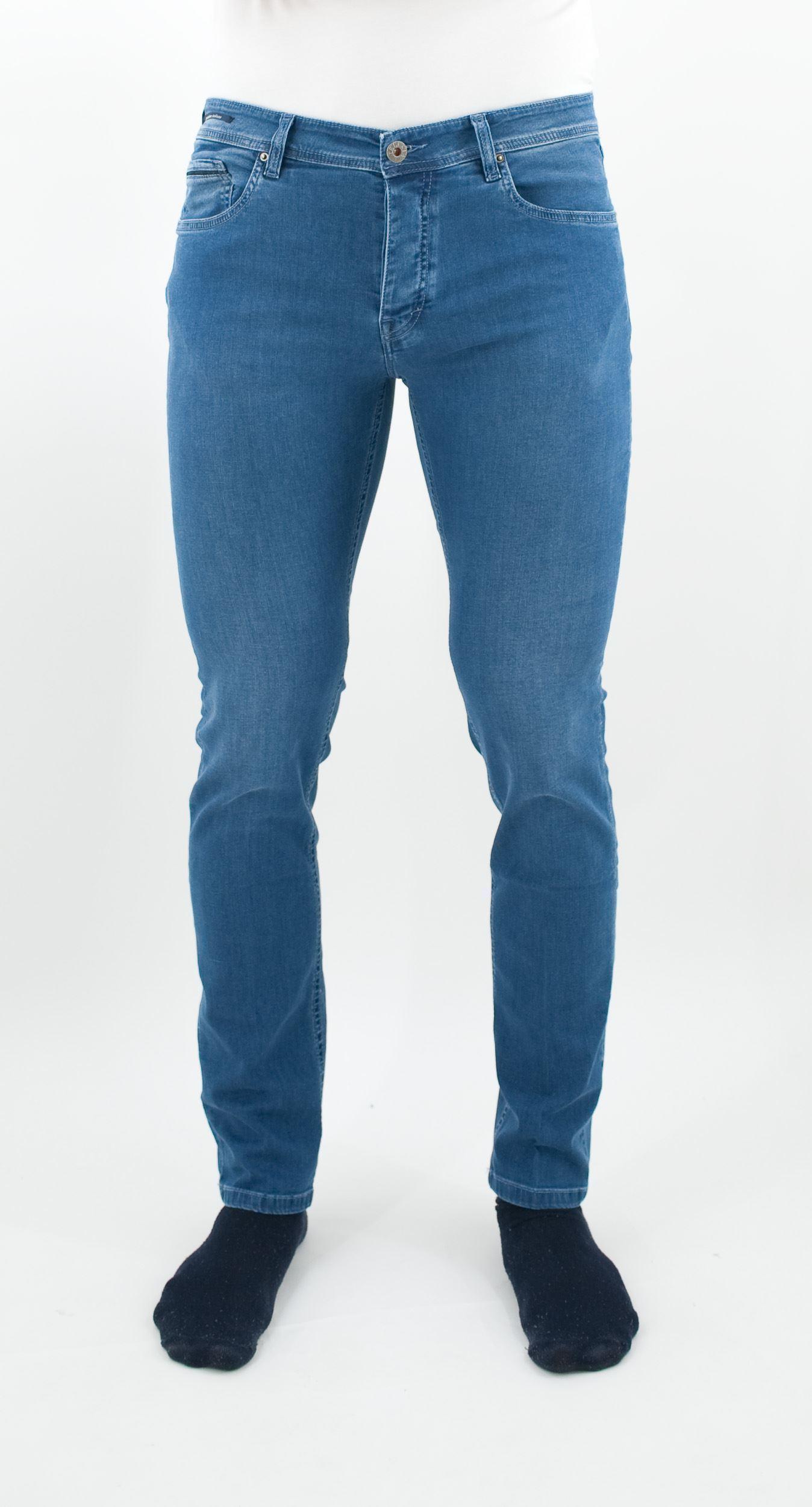Picture of 5 pocket denim jeans