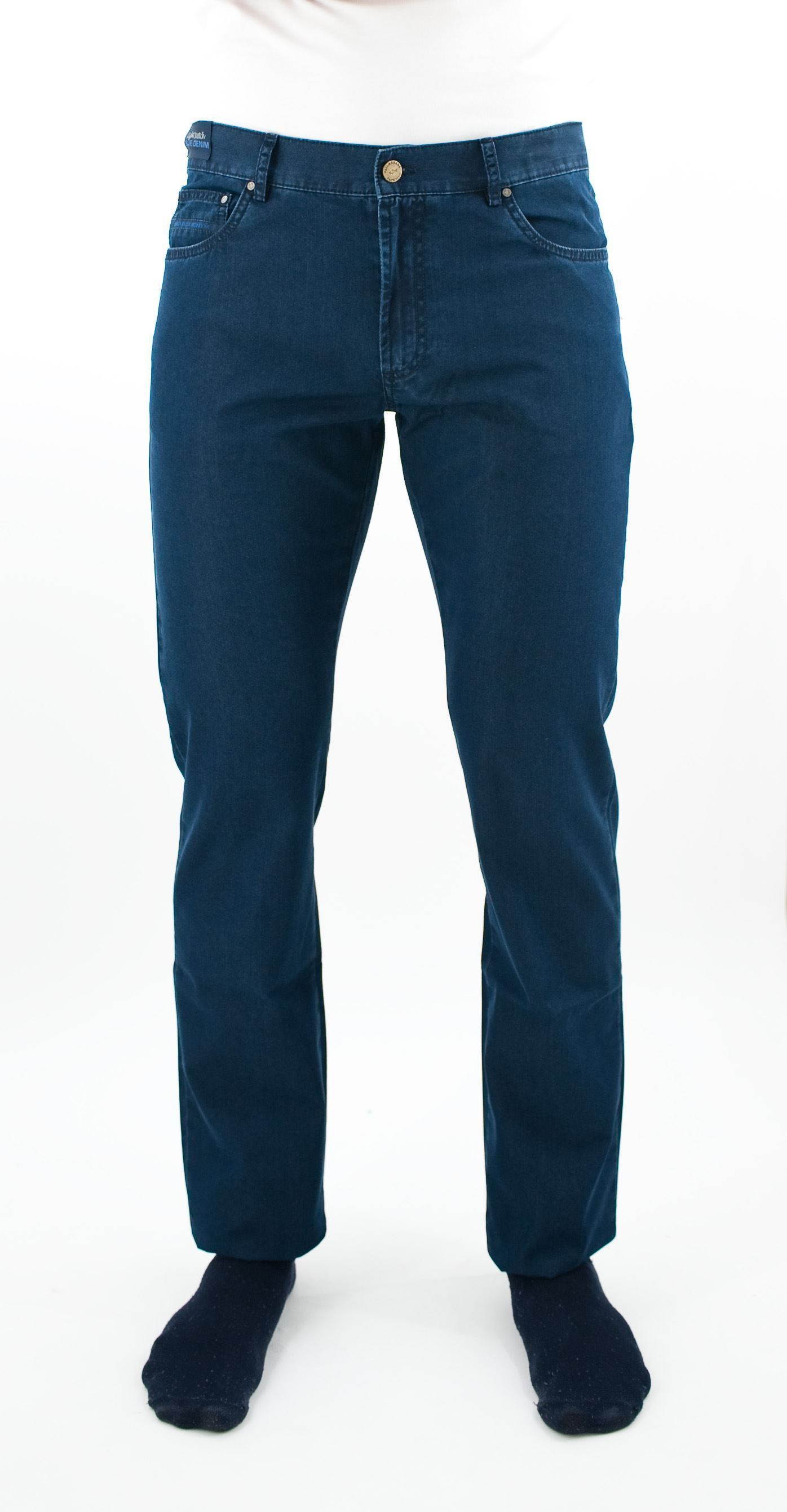 Picture of 5-POCKET DENIM TROUSERS