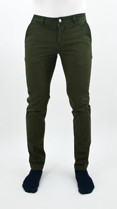 Picture of POPLIN COTTON TROUSERS
