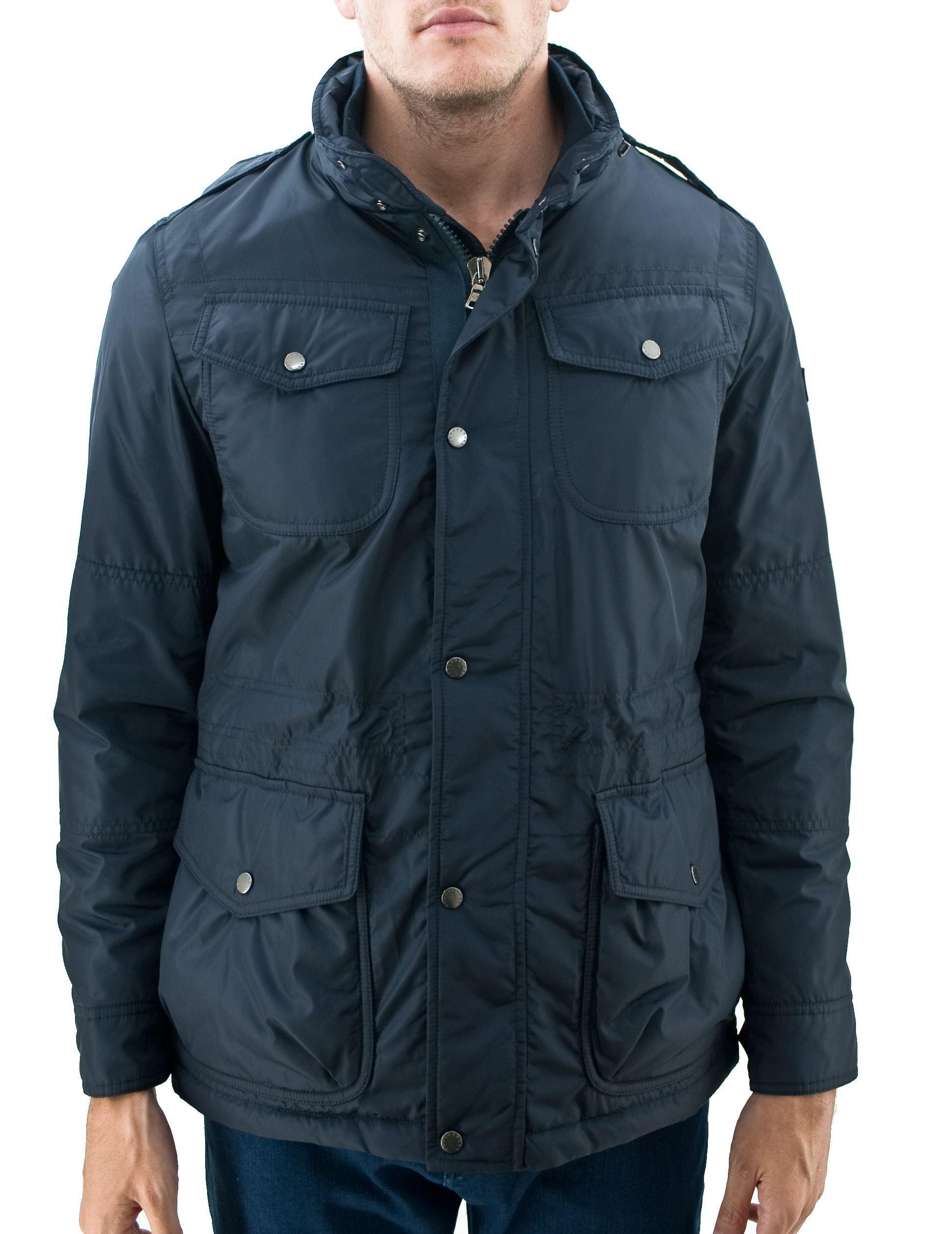 special for shoe outlet online shop Waterproof Jacket Blue