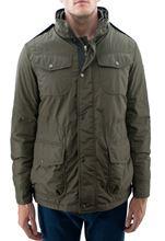 Picture of Waterproof jacket bronze brown