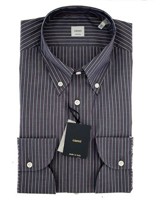 Immagine di Camicia manica lunga button down