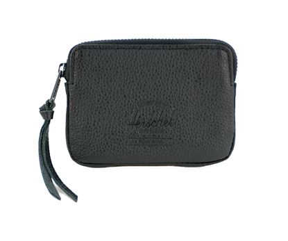 Picture of HERSCHEL OXFORD POUCH LEATHER RFID