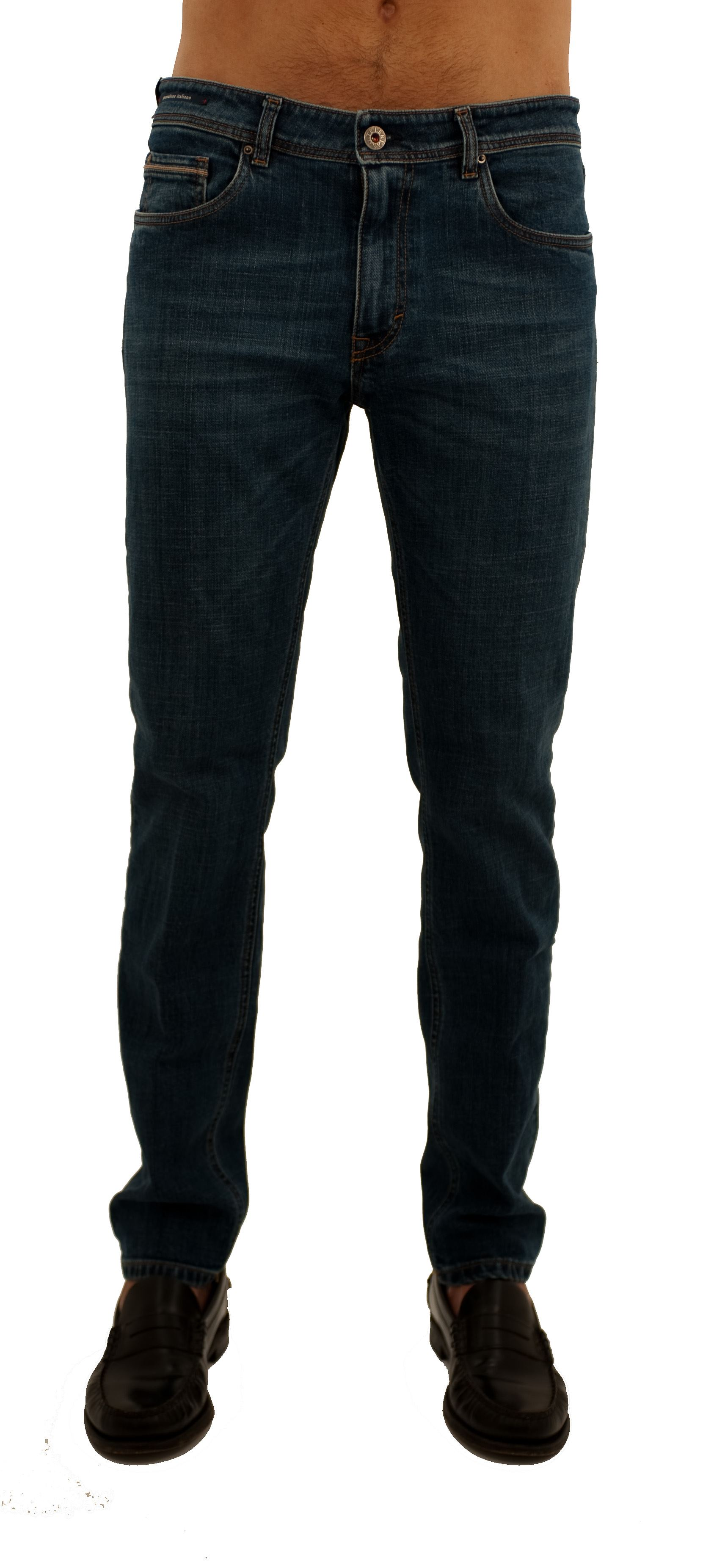 Picture of 5 pocket denim jeans