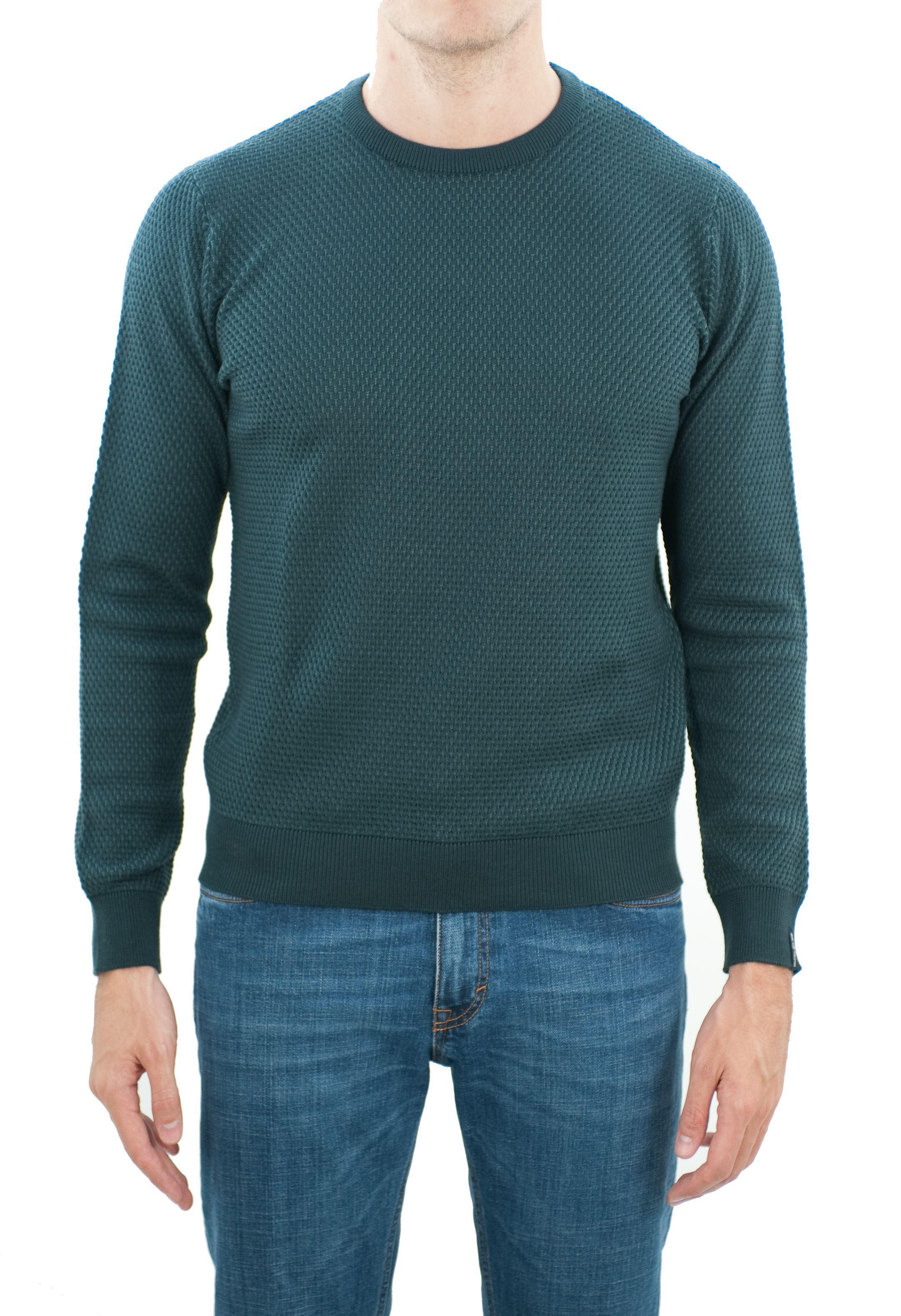 Picture of Crew neck merino wool