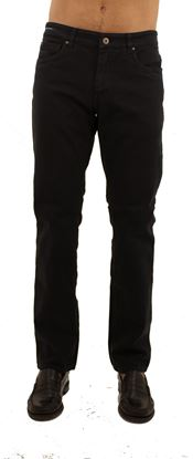 Picture of 5-pocket trousers in cotton gabardine