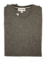 Picture of LACOSTE AH0841 GIROCOLLO PIERRE CHINE MARINE FARIN