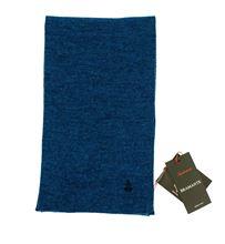 Picture of 100% Triploritorto® Merino Wool Scarf air force blue