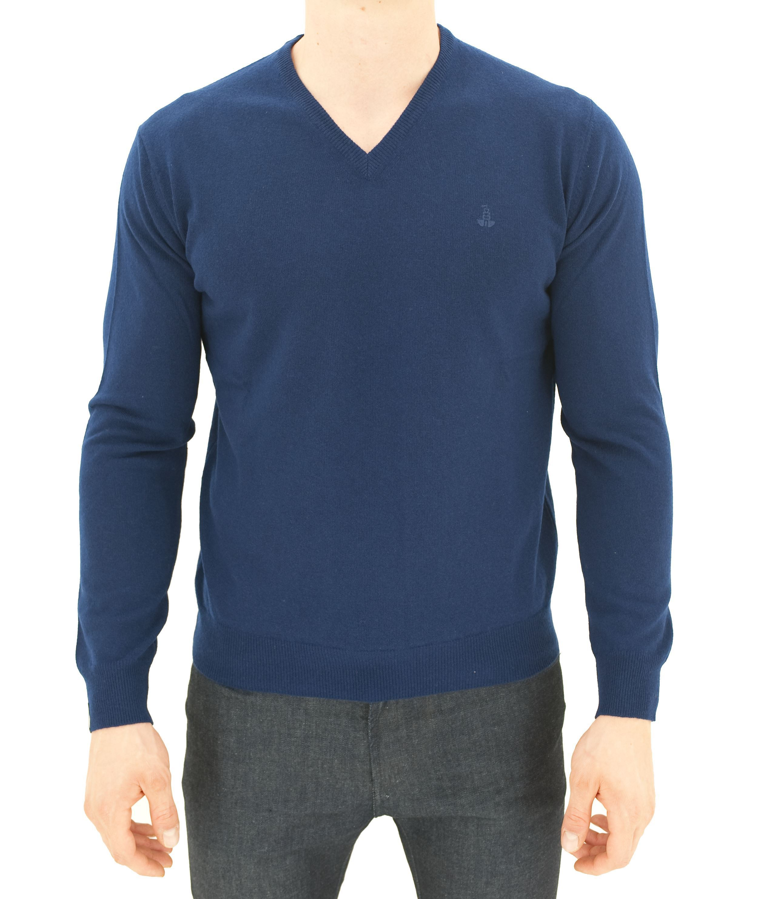 Picture of V-NECK SUPERGEELONG SWEATER