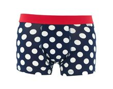 Picture of  ELASTICIZED BOXER SHORTS BLUE BACKGROUND