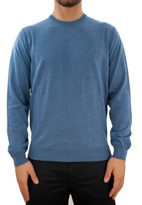 Picture of CREW NECK TRIPLORITORTO® MERINO SWEATER