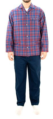 Picture of Men's Cotton twill pajamas