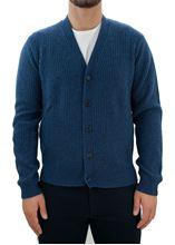 Picture of Giacca a maglia inglese blu chiaro