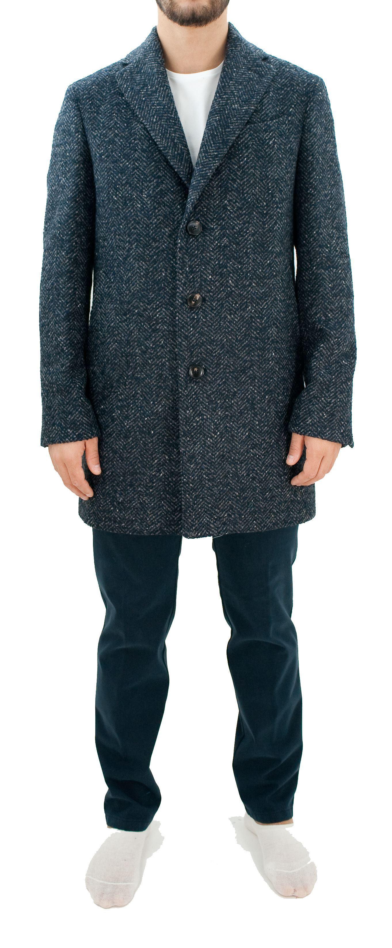 Immagine di Cappotto lana fantasia