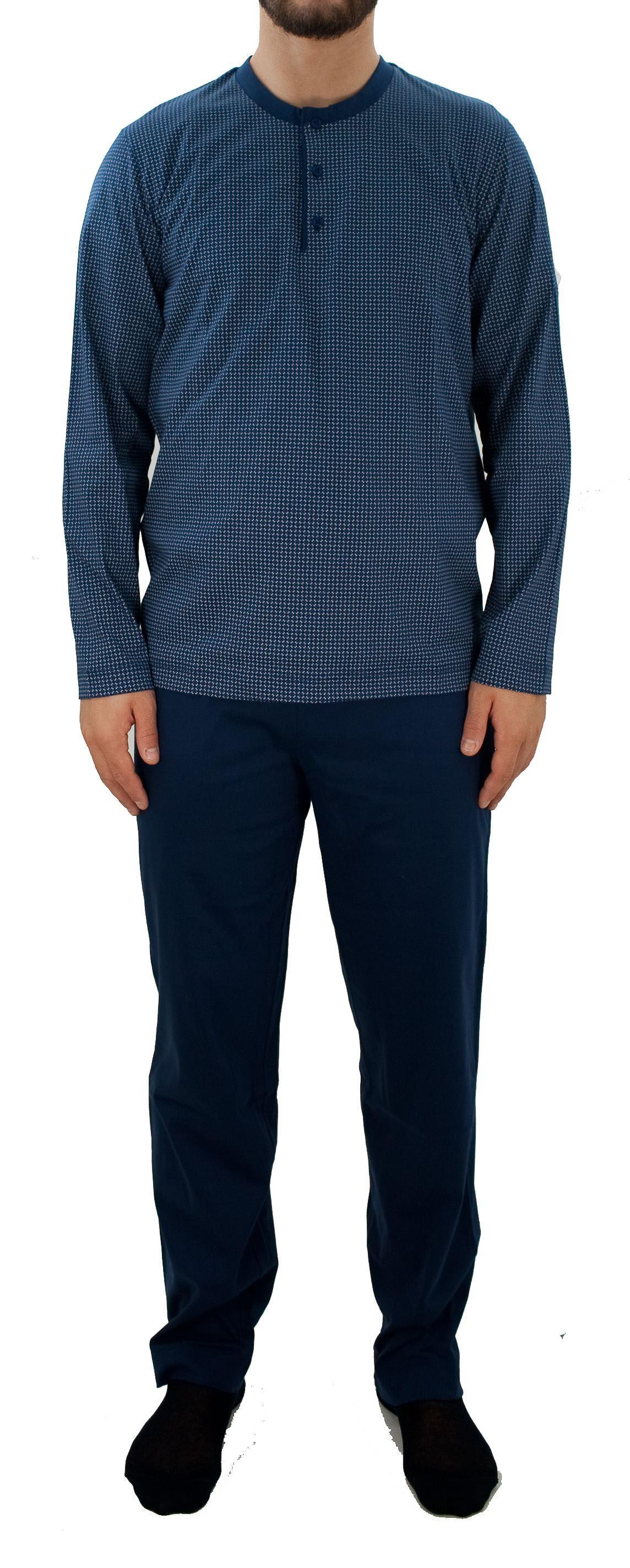 Immagine di Pigiama da uomo cotone jersey