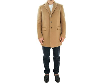 Picture of Wool coat camel