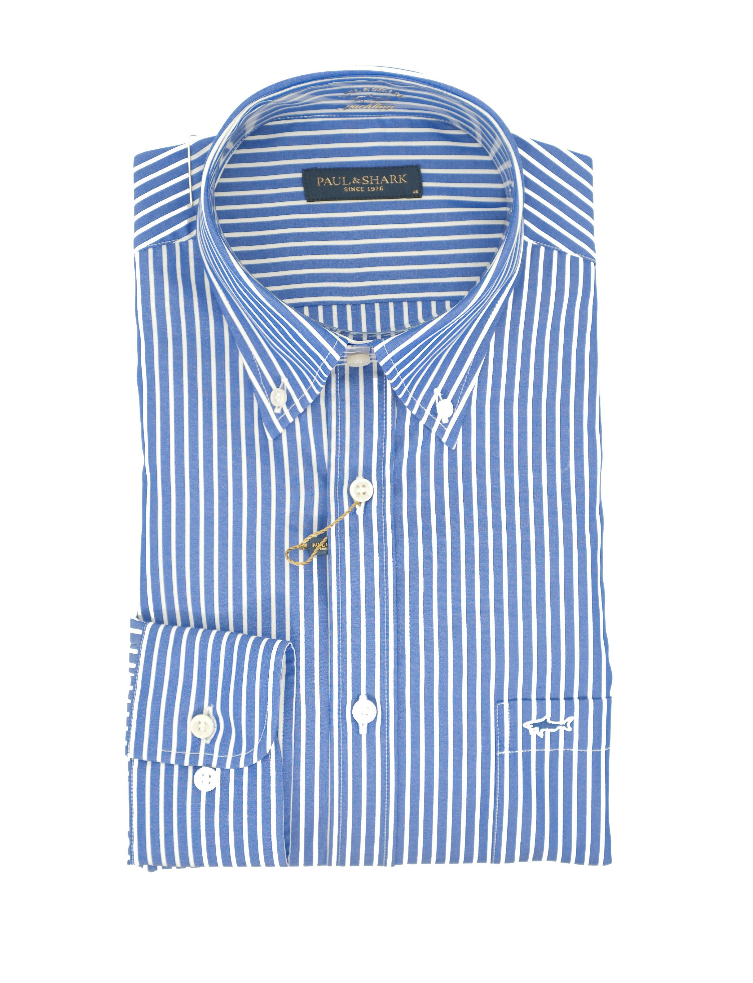 Picture of Long-sleeved button-down shirt