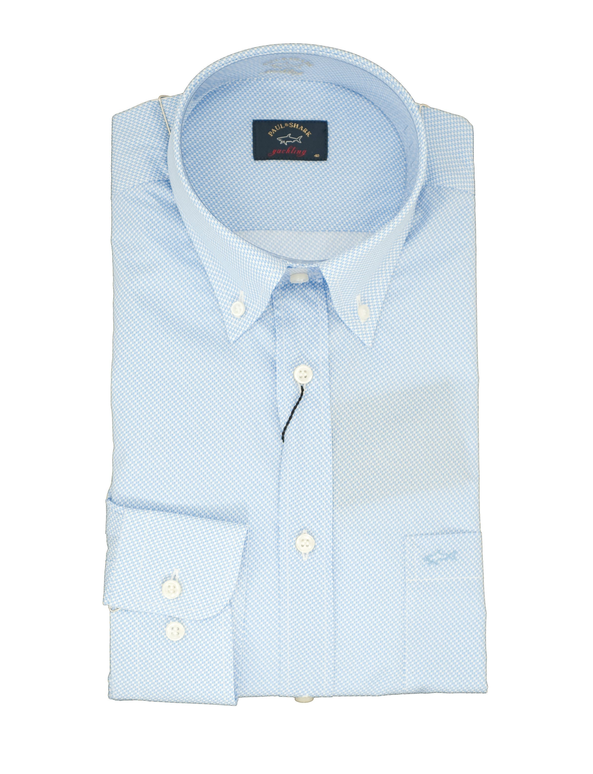 Picture of Camicia manica lunga button down
