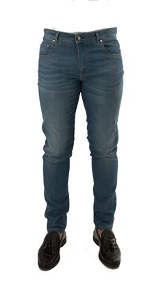 Picture of 5 pocket jeans trousers