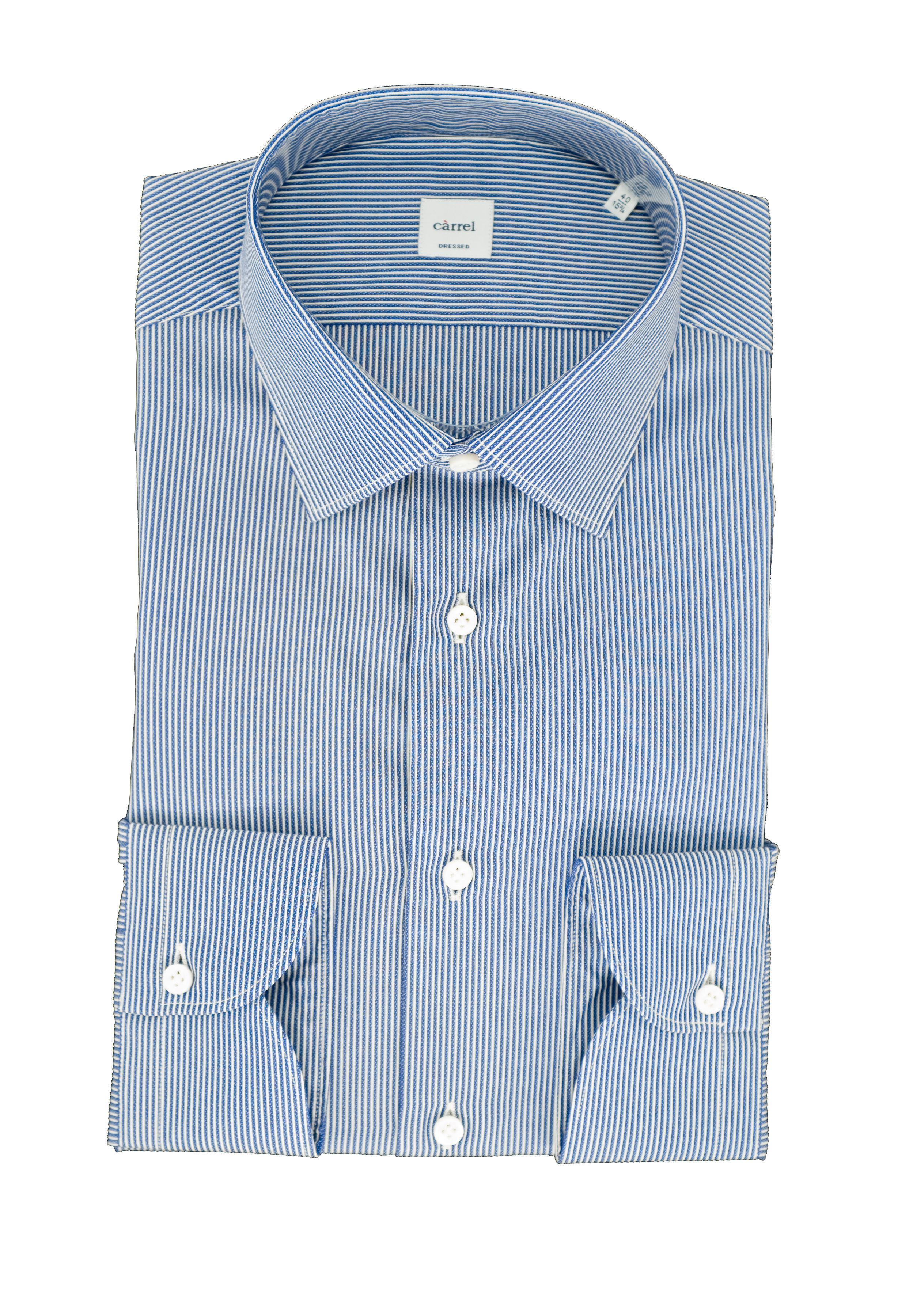 Picture of Long-sleeved blue shirt