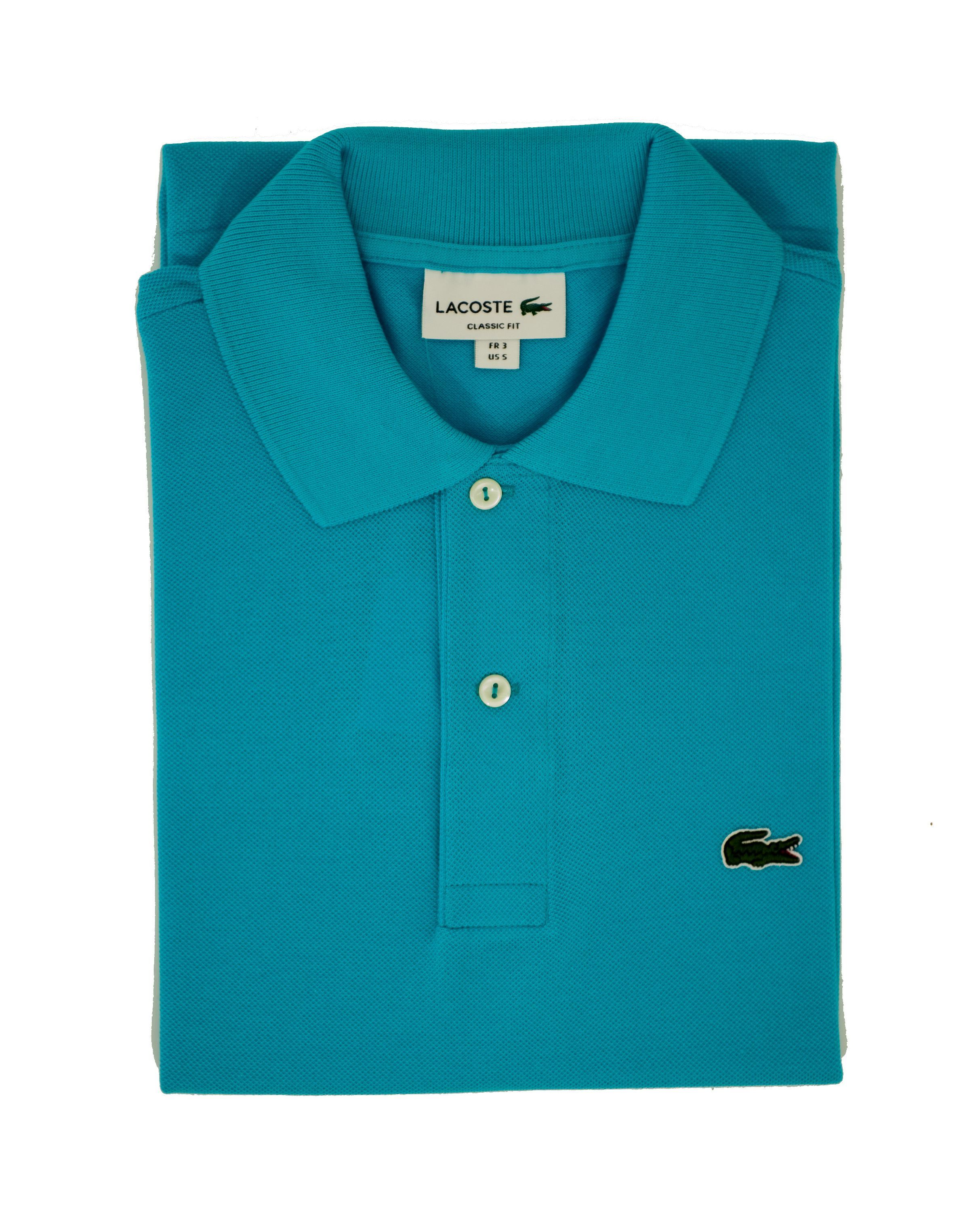 Picture of Polo Lacoste turquoise