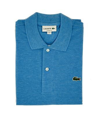 Picture of Polo lacoste chiné ipomee chiné