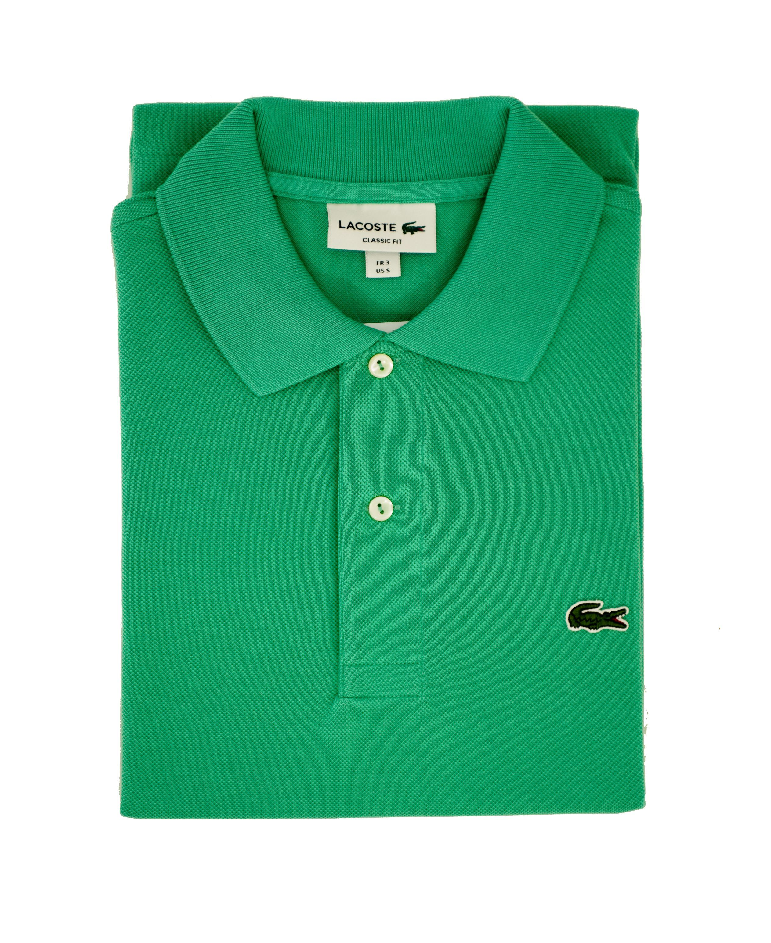 Picture of Polo lacoste vert-clair