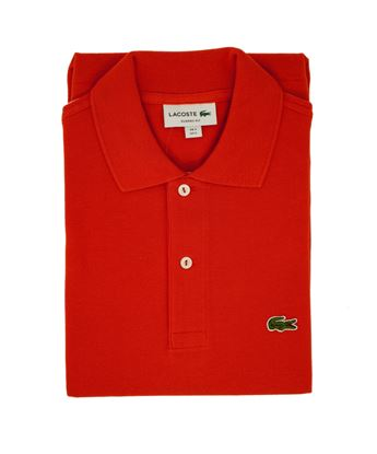 Picture of Polo lacoste orange
