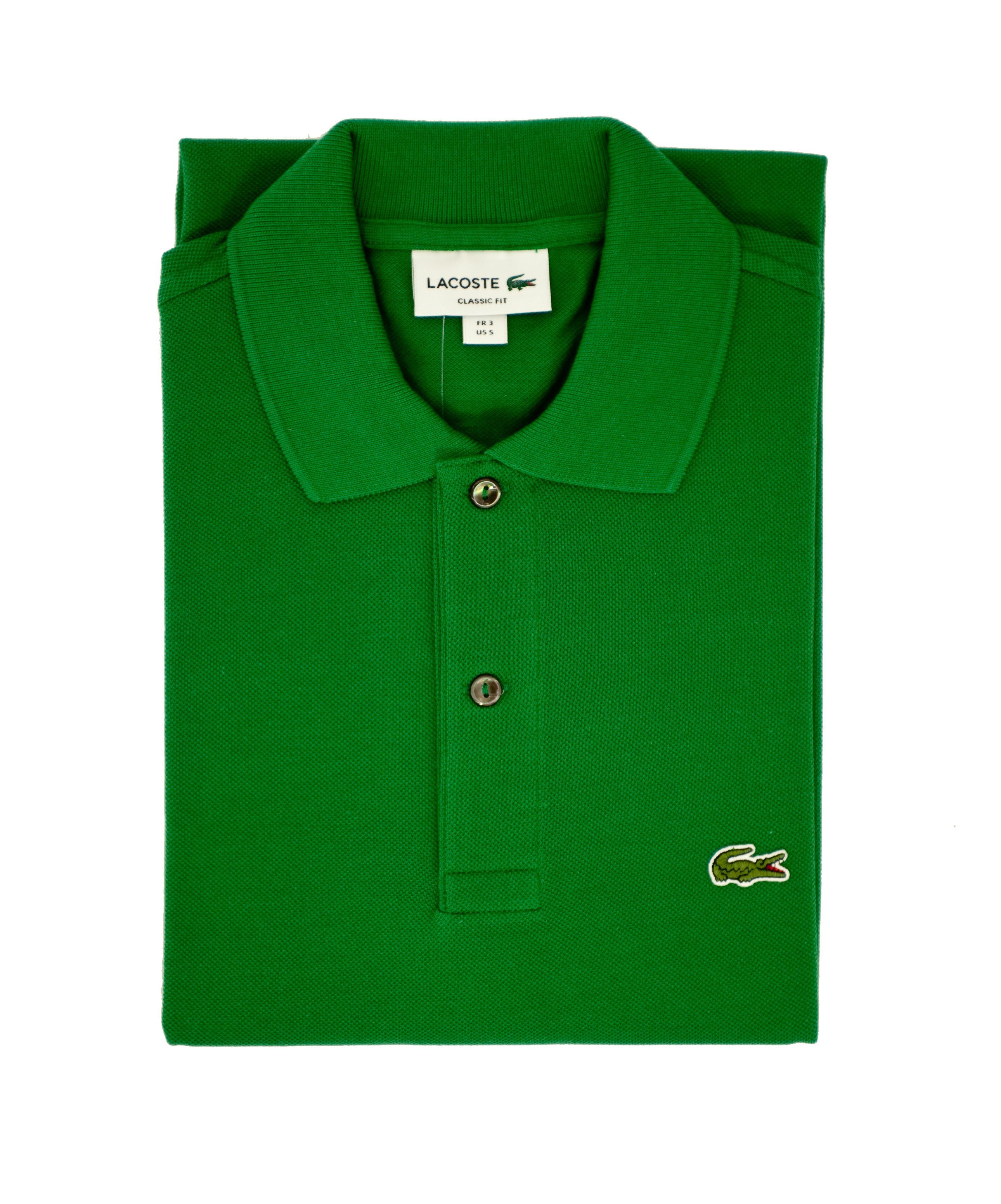 Picture of Polo lacoste vert
