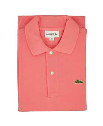 Picture of Polo lacoste rose