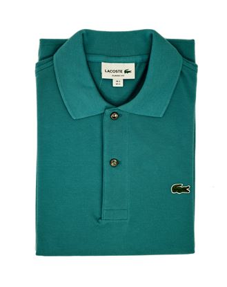 Picture of Polo lacoste bleu s6t