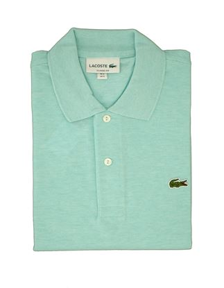 Picture of Polo lacoste chine vert