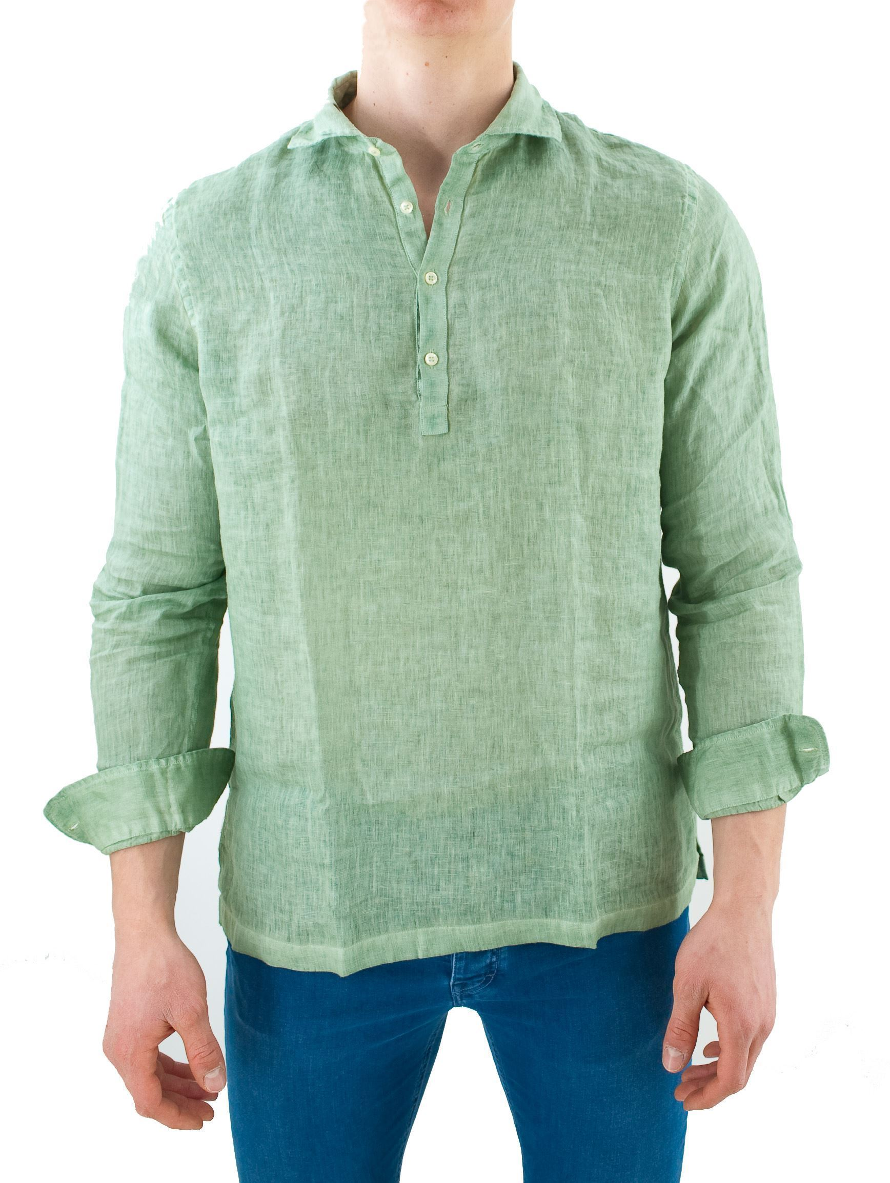 Picture of WASHED LINEN JACKET