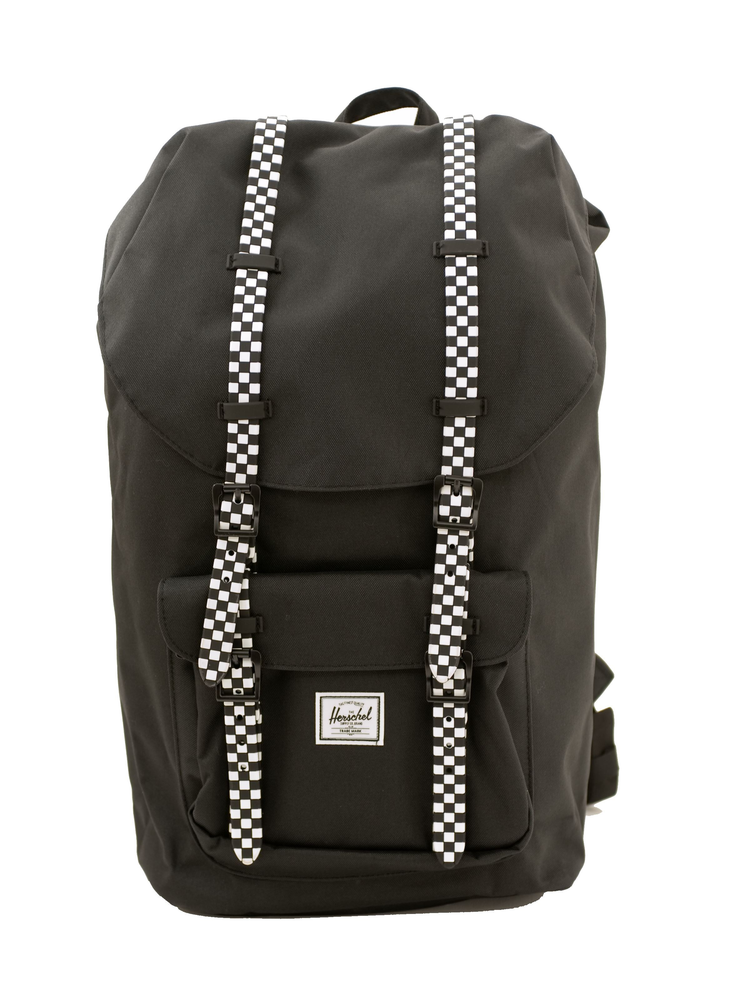 Picture of LITTLE AMERICA CLASSIC BLACK/CHECKERBOARD