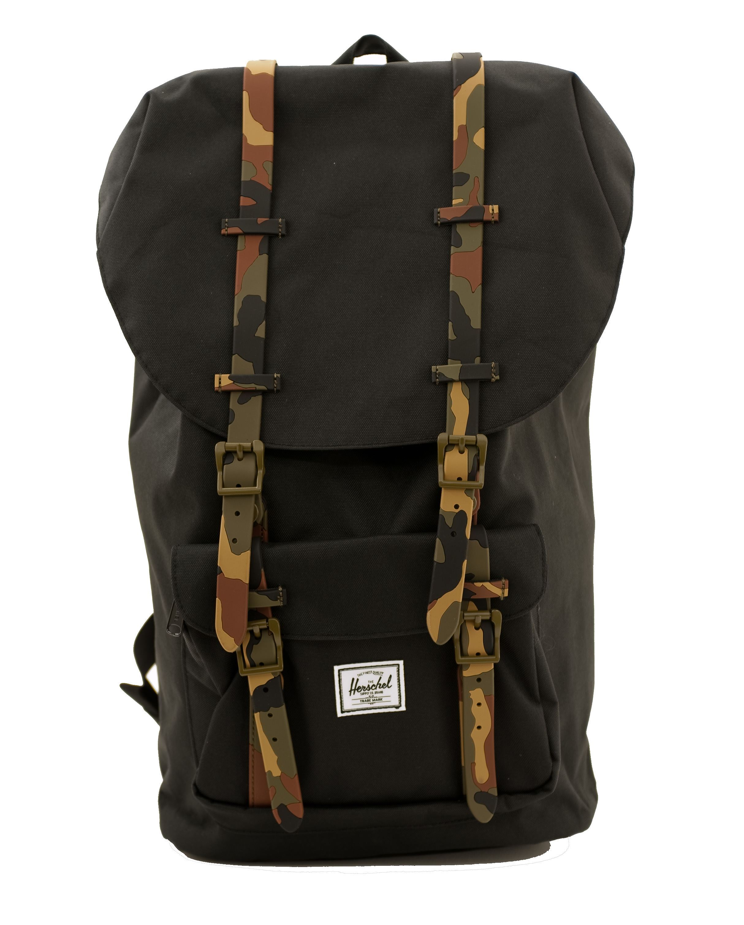 Picture of LITTLE AMERICA  CLASSIC BLACK/CAMO