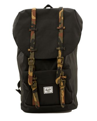 Immagine di LITTLE AMERICA  CLASSIC BLACK/CAMO