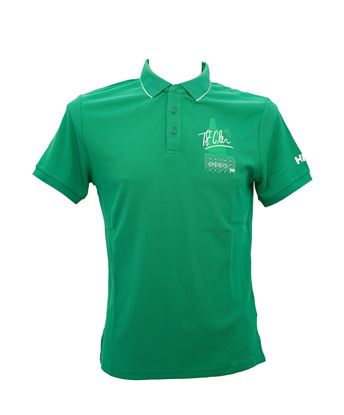 Picture of HP RACING POLO PEPPER GREEN